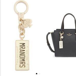 ISO Kate Spade Mr and Mrs Keychain
